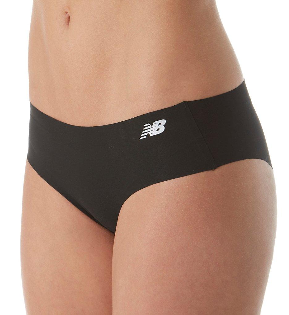 New Balance NB1058 Laser NB Dry Hipster Panty (Black)