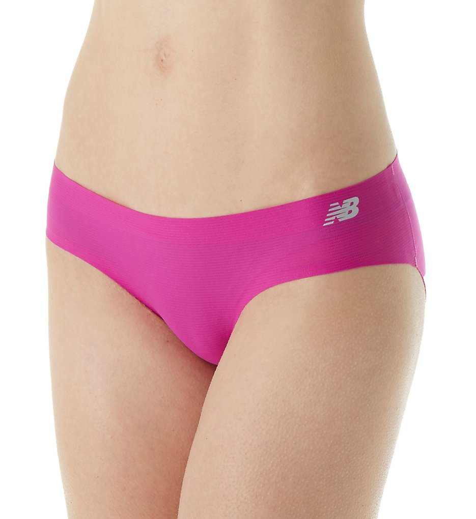 New Balance NB1066 Breathe NB Dry Hipster Panty (Azalea)