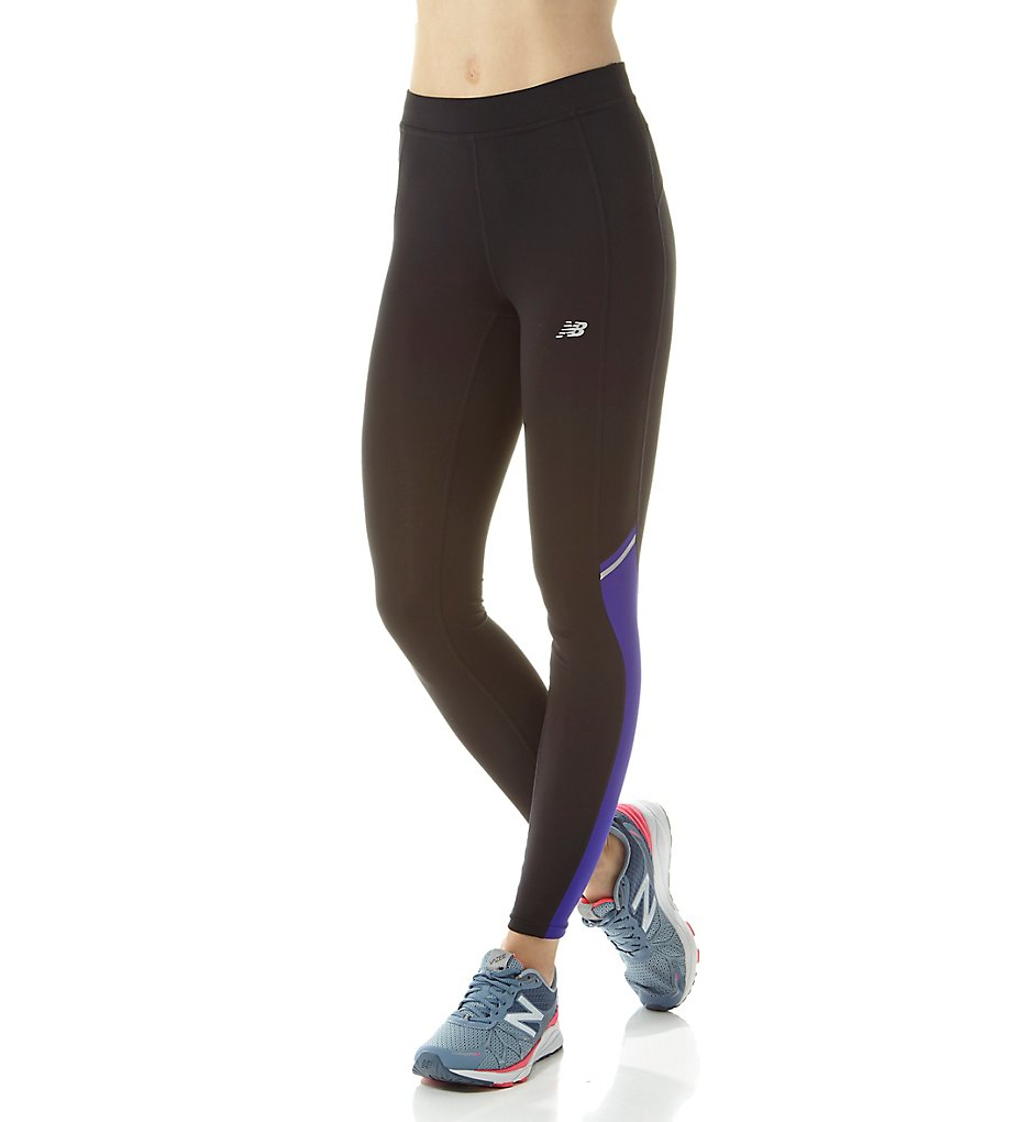 New Balance WP63132 Accelerate NB Dry Performance Tights (Spectral/Black)