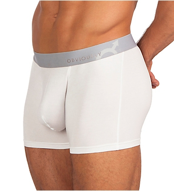 Obviously AnatoMAX 3 Inch Low Rise Boxer Brief