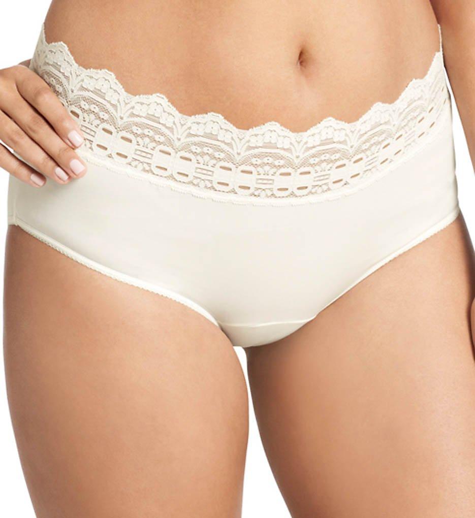 Olga 913 Secret Hug Nylon Scoop Halfpant Panties | eBay