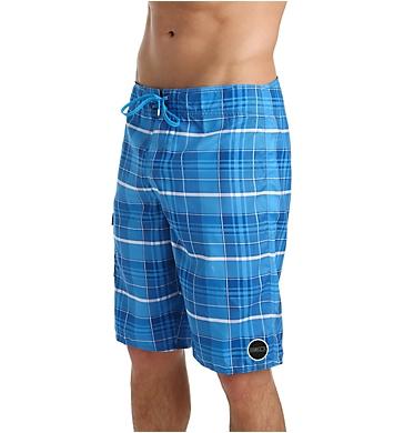 O'Neill Santa Cruz Plaid Quick Dry 21 Inch Boardshort