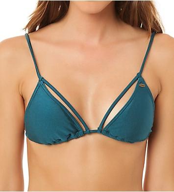 O'Neill Lux Solids Triangle Swim Top
