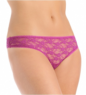 OnGossamer Stretch Lace Hip G Thong