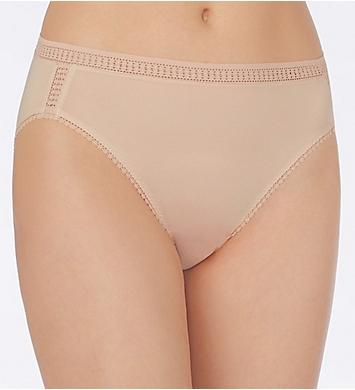 OnGossamer Microglamour Hi Cut Panty