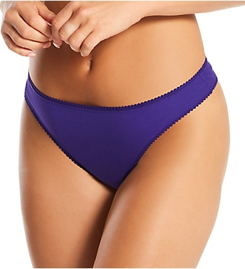 OnGossamer Cabana Cotton Hip-G Thong