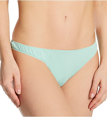 Only Hearts Organic Cotton Basic Thong