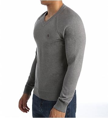 Original Penguin Pima Cotton V-Neck Sweater