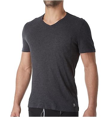 Original Penguin Bing Short Sleeve V-Neck Shirt
