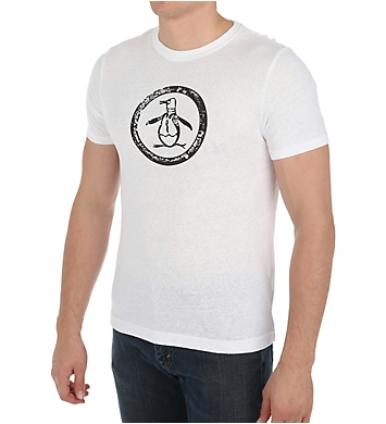 Original Penguin Basic Circle Logo T-Shirt