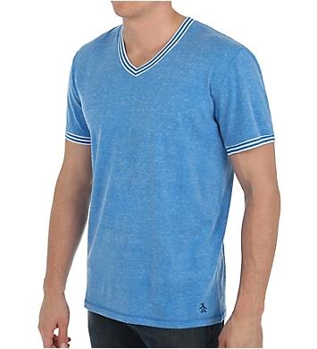 Original Penguin Core Basic Short Sleeve V-Neck T-Shirt