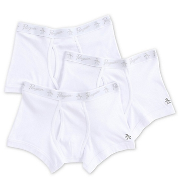 Original Penguin 100% Cotton Trunk- 3 Pack