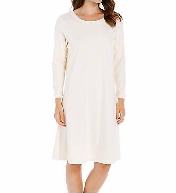 P-Jamas Butterknit Long Sleeve Gown
