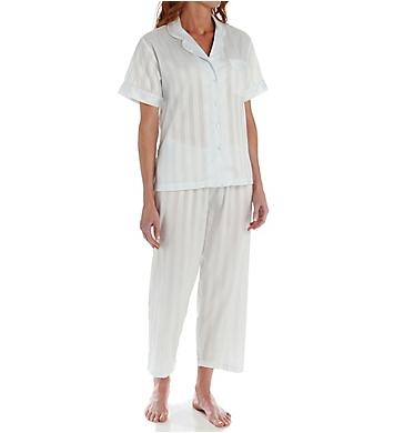 P-Jamas Tina's Short Sleeve Pajamas
