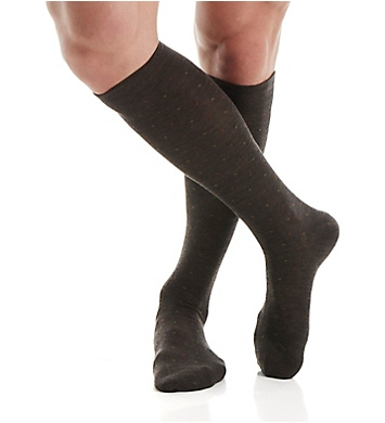 Pantherella Merino Wool Earlham Over The Calf Dress Sock