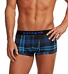 Microflex Plaid Performance Trunks - 2 Pack