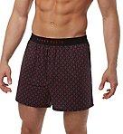 Luxe Gem Print Boxer Short