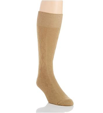 Perry Ellis Cotton Modal Moisture Control Luxury Sock