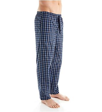 Perry Ellis Woven Plaid Sleep Pant