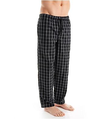 Perry Ellis Woven Grid Sleep Pant
