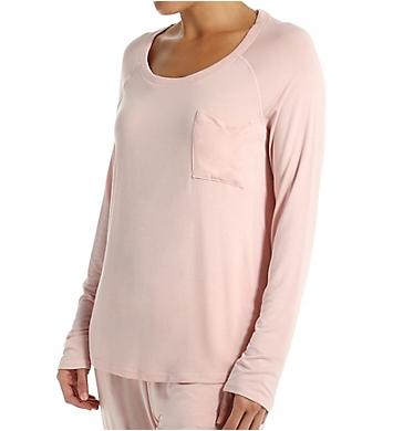 PJ Salvage Rayon Basics Long Sleeve Top
