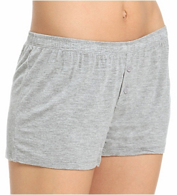 PJ Salvage Rayon Basics Shorts