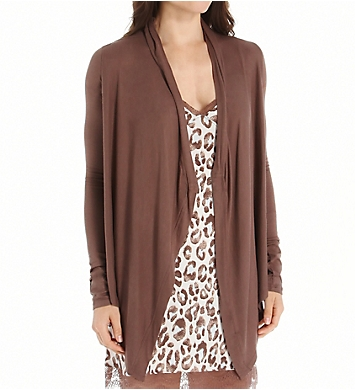PJ Salvage Luxe Open Drape Cardigan