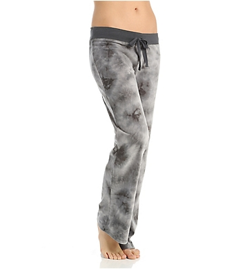 PJ Salvage Shades of Grey Velour Pant