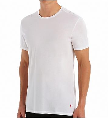 Polo Ralph Lauren Supreme Comfort Crew Neck T-Shirt - 2 Pack