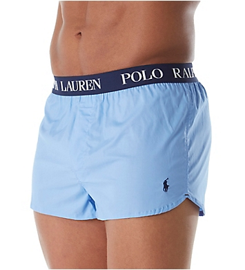 Polo Ralph Lauren Vintage Cotton Stretch Woven Boxer