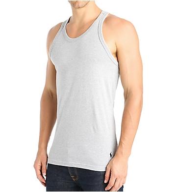 Polo Ralph Lauren Slim Fit 100% Cotton Tanks - 3 Pack