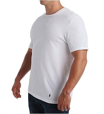 Polo Ralph Lauren Big Man 100% Cotton Crews - 2 Pack