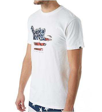 Quiksilver Brah USA 100% Cotton T-Shirt