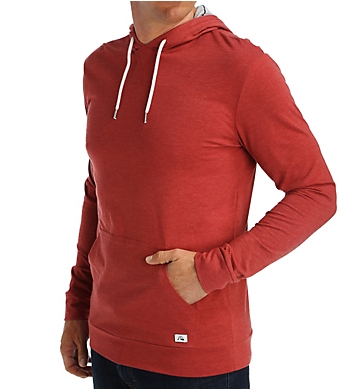 Quiksilver Put On Cotton Loose Fit Hoodie