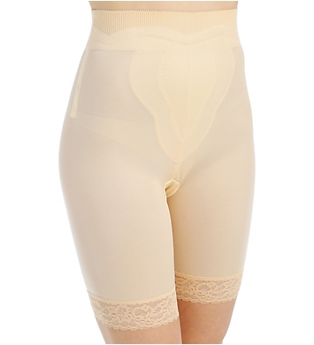 Rago High Waist Long Leg Girdle Panty