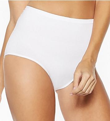 Rhonda Shear Ahh Cotton Blend Seamless Panty