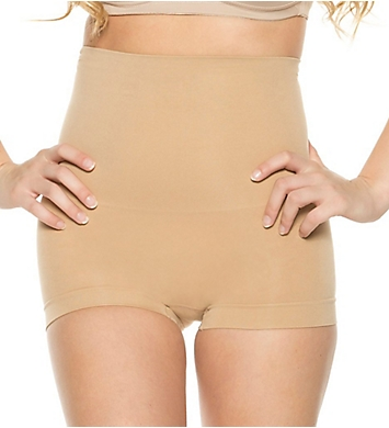 Rhonda Shear High Waist Shaping Boyshort