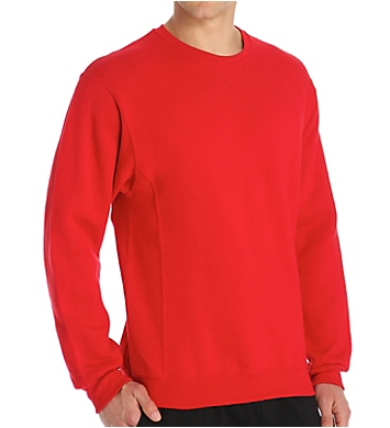 Russell Athletic Dri-Power Fleece Long Sleeve Crew