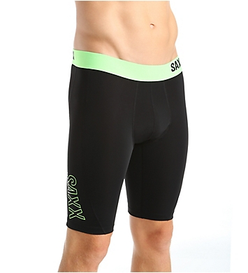 Saxx Underwear Force Performance 9 Inch Compression Boxer