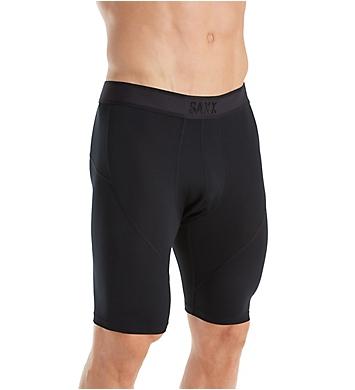 Saxx Underwear Kinetic Semi-Compression 9 Inch Long Leg Boxer