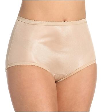 Shadowline Nylon Modern Brief Panty - 3 Pack