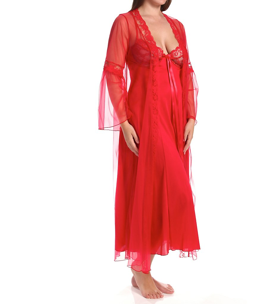 Shirley of Hollywood X3489 Plus Size 2 Piece Long Gown ...