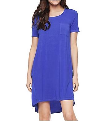 Splendid Rayon Jersey Short Sleeve Dress