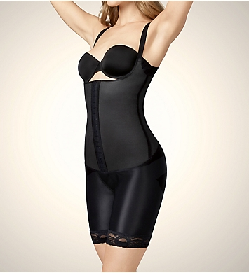 Squeem Sensual Curves High Back Waist and Thigh Shaper