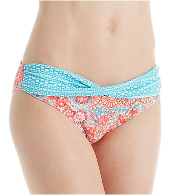 Sunsets Andalusia Sash Low Rise Swim Bottom