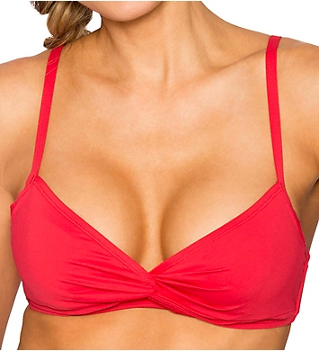 Swim Systems Solid Underwire Butterfly Swim Top