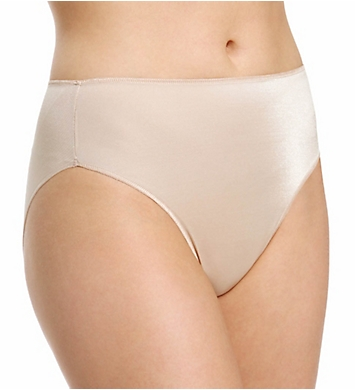 TC Fine Intimates Microfiber Wonderful Edge Hi-Cut Brief Panty
