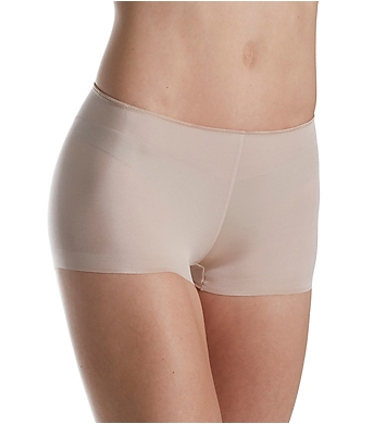 TC Fine Intimates Microfiber Wonderful Edge Boyshort Panty