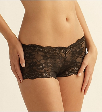 The Little Bra Company Lucia Petite Lace Boyshort Panty