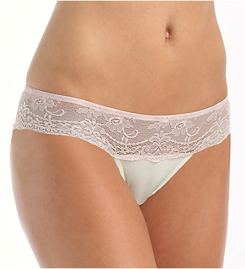 The Little Bra Company Alana Petite Lace Low Rise Panty